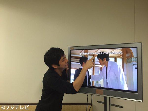 【悲報】西島秀俊、主演ドラマを遅らせた野球に激怒