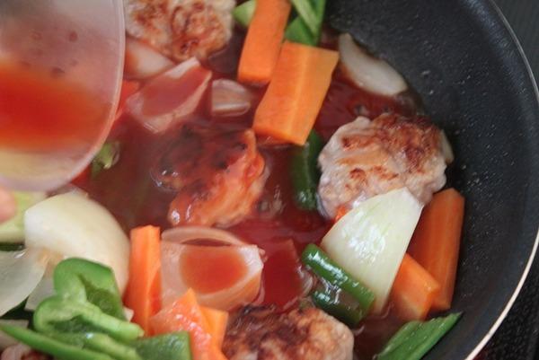 酢豚レシピ10