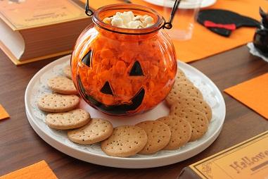 かぼちゃのポット
