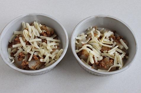 大根の葱味噌グラタン(レシピ7)