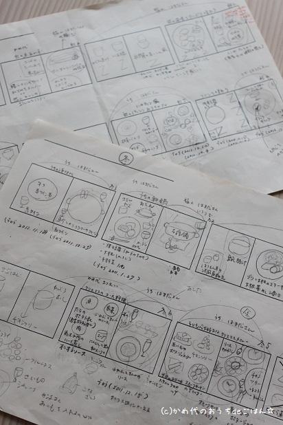 レシピ本への道