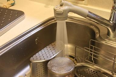 キッチン掃除1