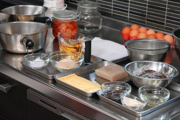 料理教室準備1