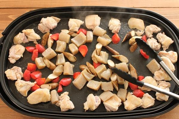 筑前煮レシピ2