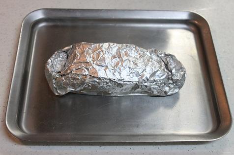 ステーキサラダ にんじんドレッシング(レシピ4)