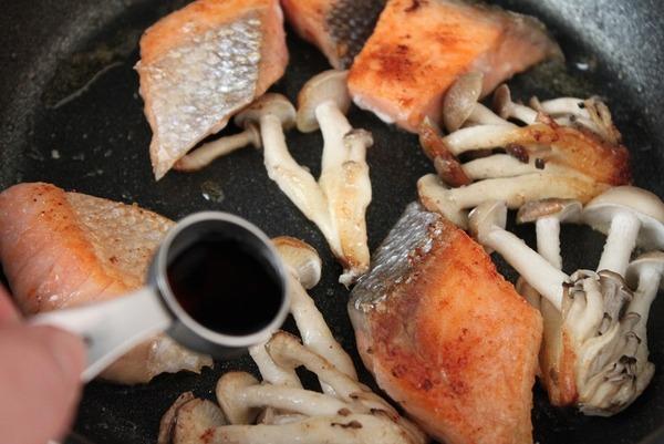 塩鮭レシピ5