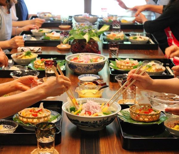 季節の料理を愉しむ会2