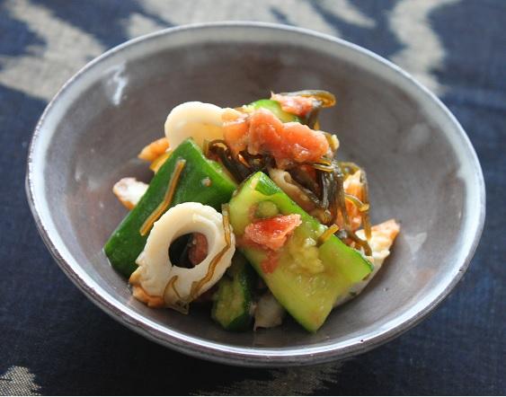 副菜(きゅうり)