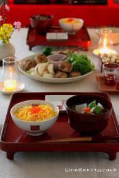 雛テーブル