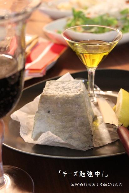 チーズ勉強中