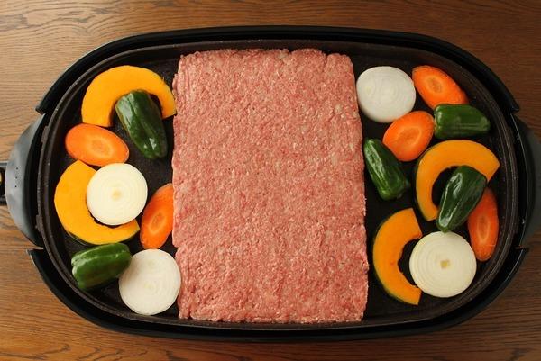 ハンバーグレシピ4
