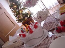 おうちでクリスマスランチ1