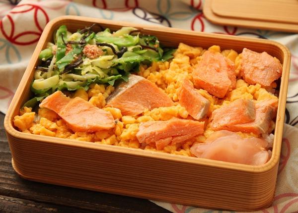 寿司弁当1