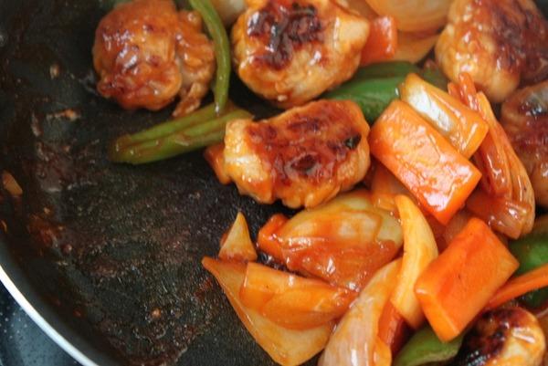 酢豚レシピ11