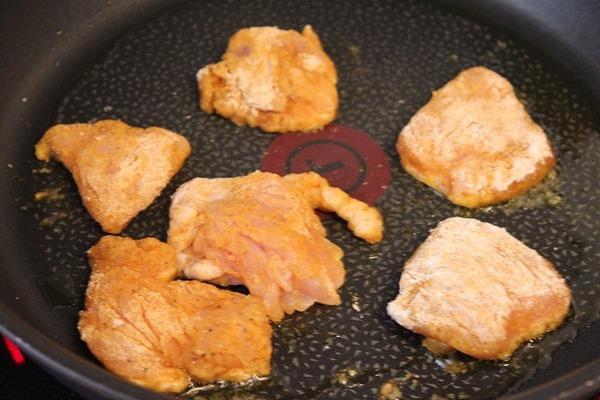 レシピ鶏と秋野菜2
