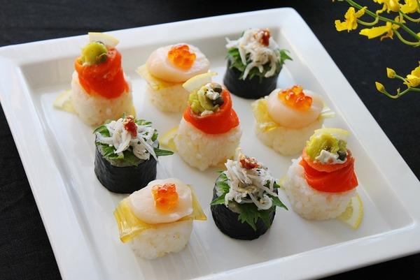 カナッペ寿司