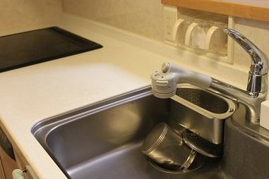 キッチン掃除2