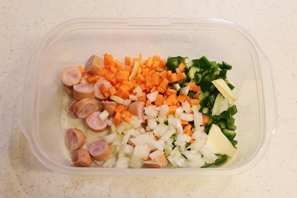お弁当レシピ1
