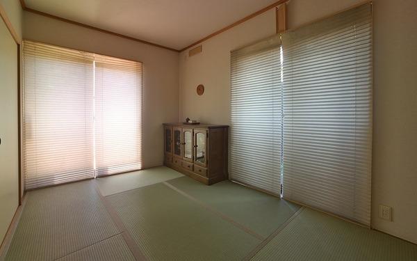 和室のブライン1