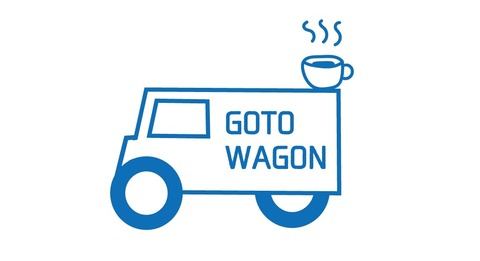 GOTO-WAGONロゴ
