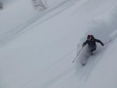 雛岳スキー4