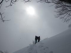 雛岳スキー9