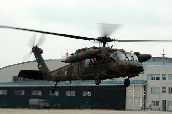 43117 UH-60JA(XⅡH)③