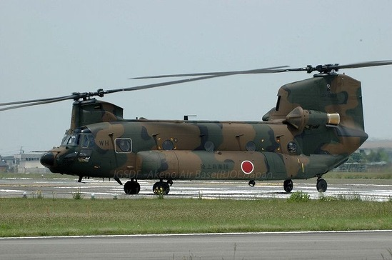 52968 CH-47JA(WH)②
