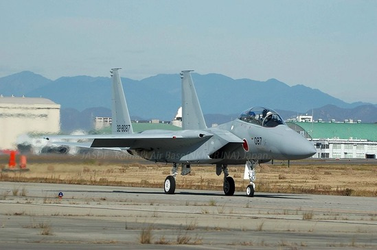 087 F-15DJ(IRAN)②