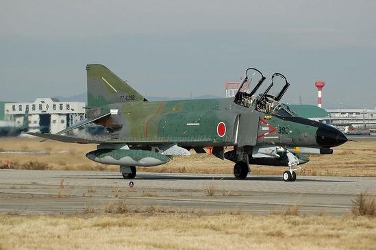 392 RF-4EJ改(Ferry)④