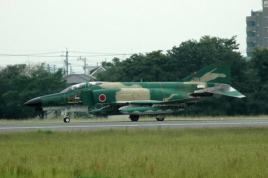 376 RF-4EJ(Ferry)④
