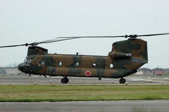 52913 CH-47J(ⅡH)②