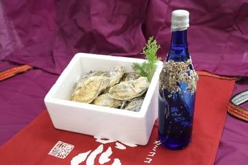 牡蠣と共に育つ酒
