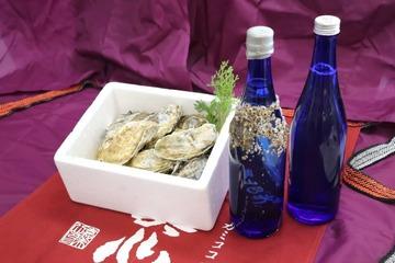 牡蠣とともに育つ酒飲み比べセット