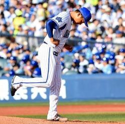 【試合結果】ベイスターズ1×6広島カープ  先発今永3被弾 6回途中4失点降板