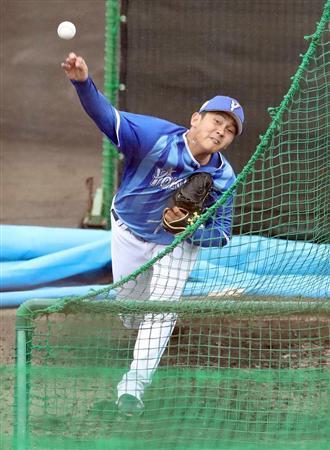 "DeNA・山崎がフリー打撃登板""第3の球種""を解禁!?"