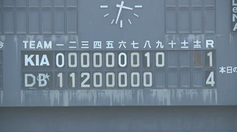 【ベイスターズ試合結果】[2018/02/17]ベイスターズ4×1起亜タイガース