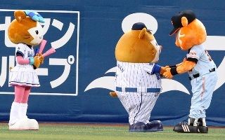 巨人、横浜で活躍した