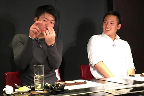 楽天・松井裕、小中同級生のDeNA・楠本と初対戦「不思議な感じ」