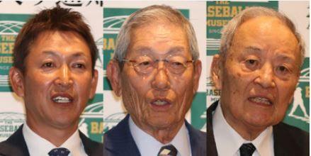 元中日・立浪和義氏が殿堂入り エキスパート表彰で権藤博氏 脇村春夫氏は特別表彰