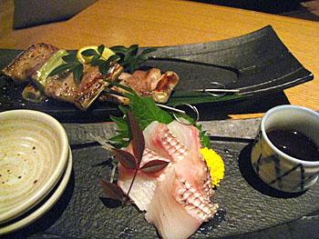 柚子のお料理1