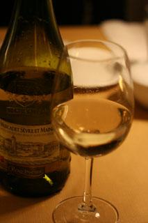 ホワイトワイン