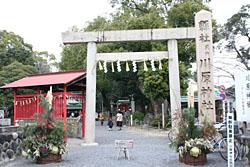 川原神社1
