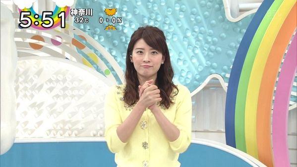 【画像】今日の小熊美香さんと郡司恭子さん 8.31