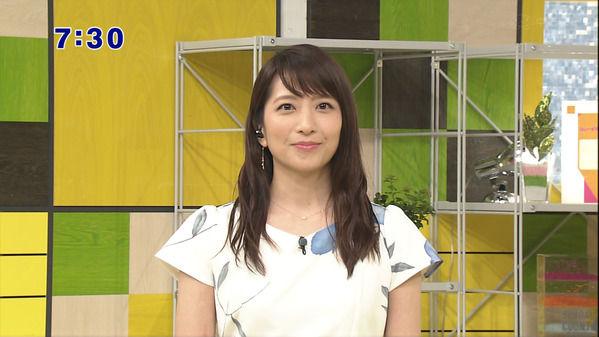 【画像】今日の笛吹雅子さんと笹崎里菜さん 7.16