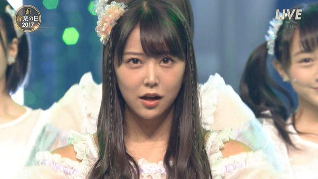 NMB48・HKT48・SKE48・NGT48・AKB48・山本彩 「音楽の日 2017」