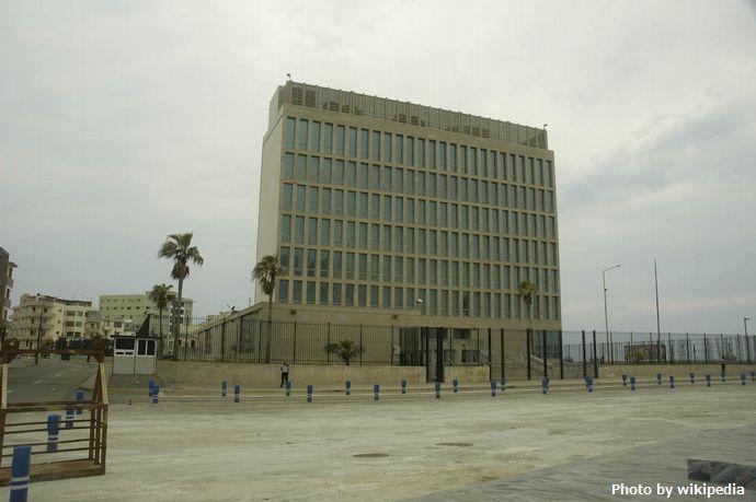 在キューバ米大使館員に「謎の攻撃」、脳の神経組織に未知の異常を確認!