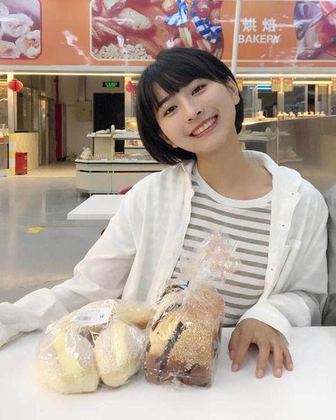 【神画像】中国のガッキー、ガチでかわいすぎて草ァ!