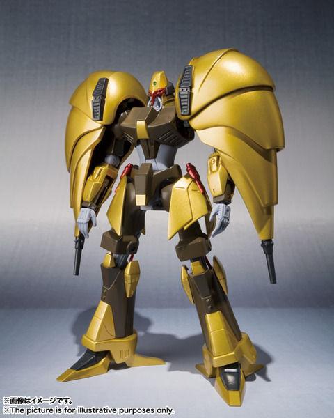 肩に巨大なバインダーの先駆者的なロボット