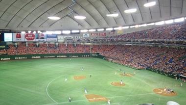 巨人が最近東京ドームで全然試合してない件